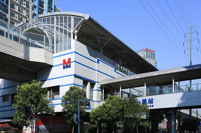 德诺尔-武汉轻轨线路成功案例