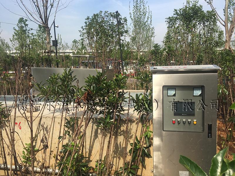 东湖泵站维护