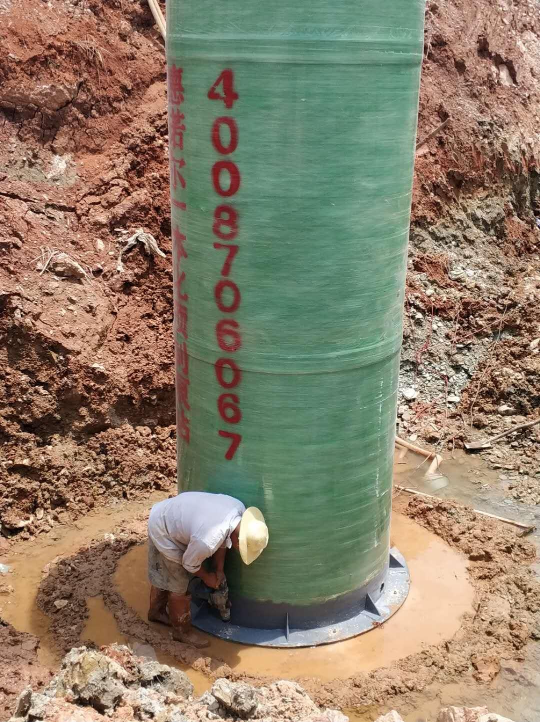 一体化预制泵站选型参考重要因素