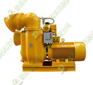 移动式强自吸排污泵