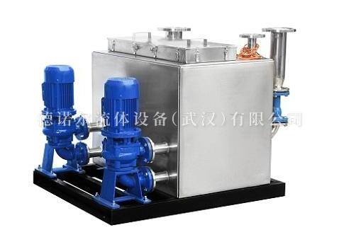 双泵外置污水提升器