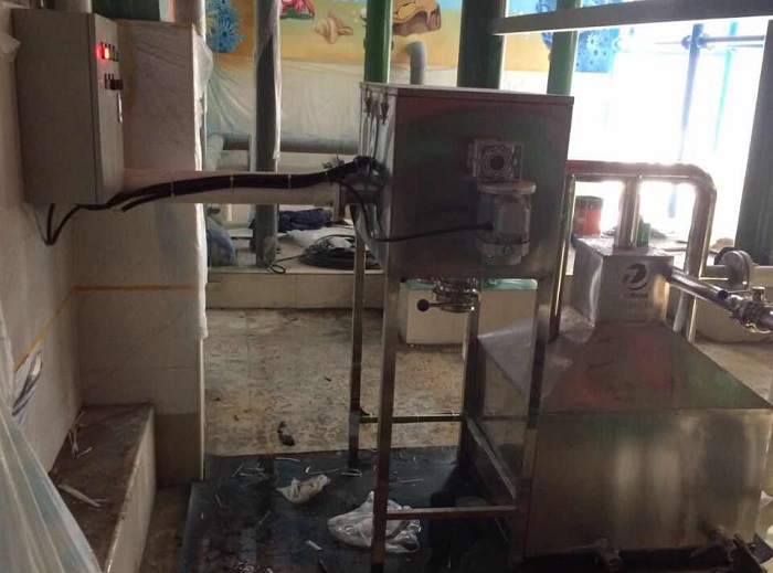 酒店油水分离器