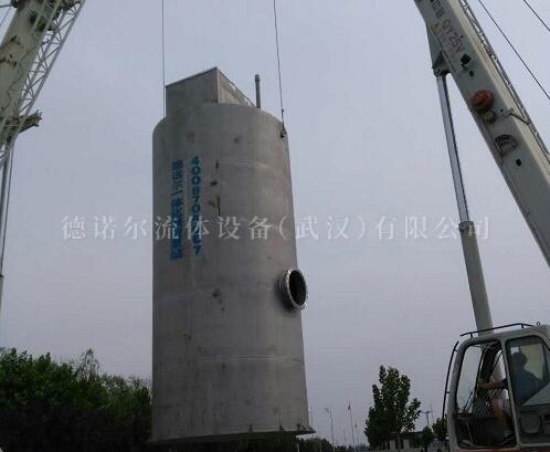 不锈钢一体化泵站
