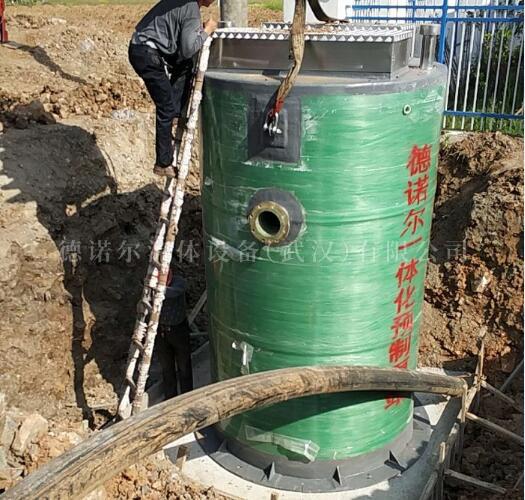 成品一体化污水泵站