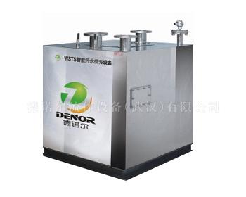 双泵内置污水提升器