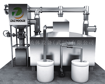 自动除渣油水分离提升设备