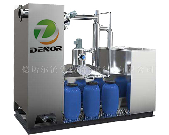 智能型油水分离器
