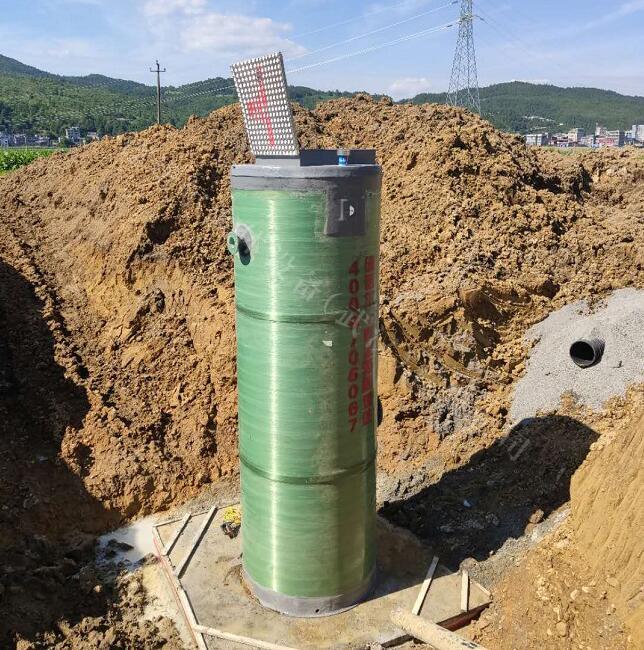 一体化智慧供水泵站