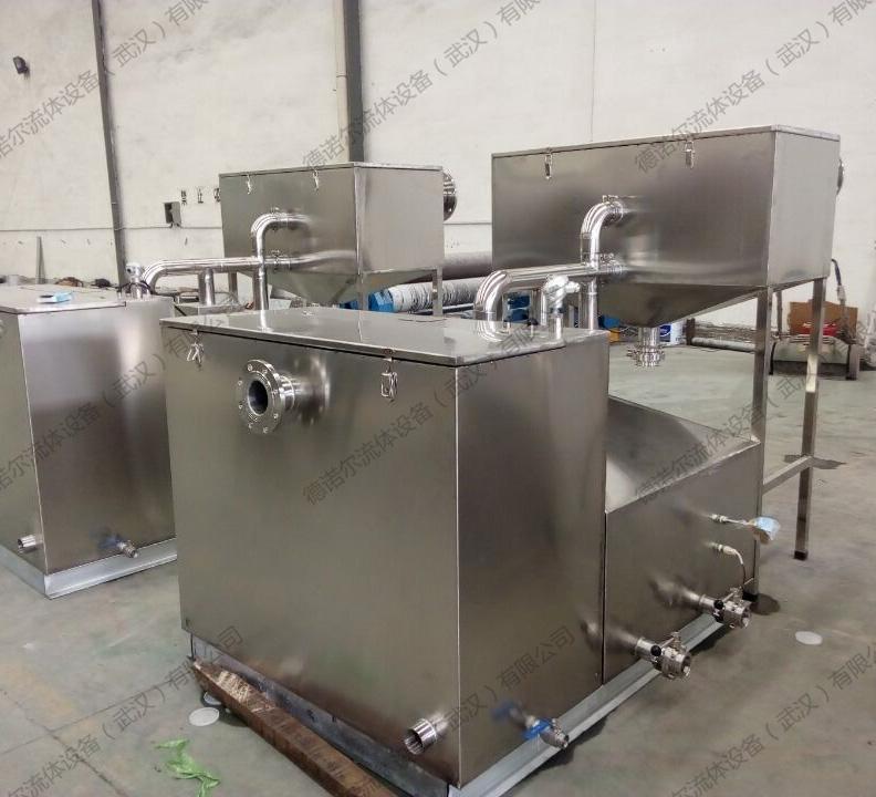 高效餐饮油水分离器